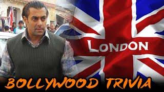 When Salman Khan Called His Cook From Mumbai To London   Bollywood Trivia
