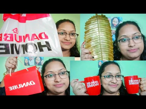Danube Home Hyderabad // Shopping Haul // New international furnishings store