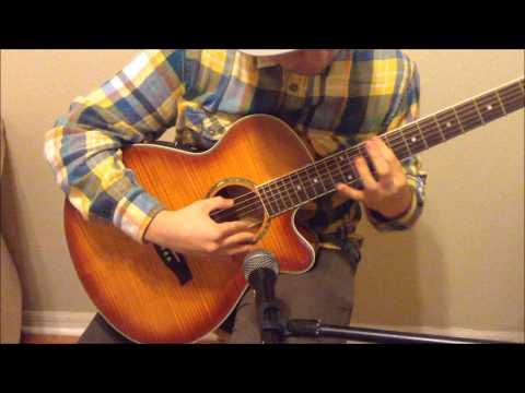 giraffe by ben lapps (guitar cover)