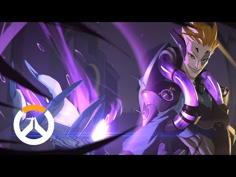 [NEW HERO COMING SOON] Moira Origin Story | Overwatch thumbnail