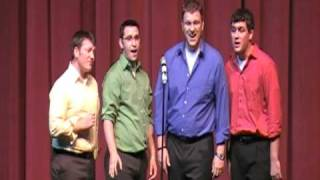 Barbershop Quartet Be Our Guest Thumbnail