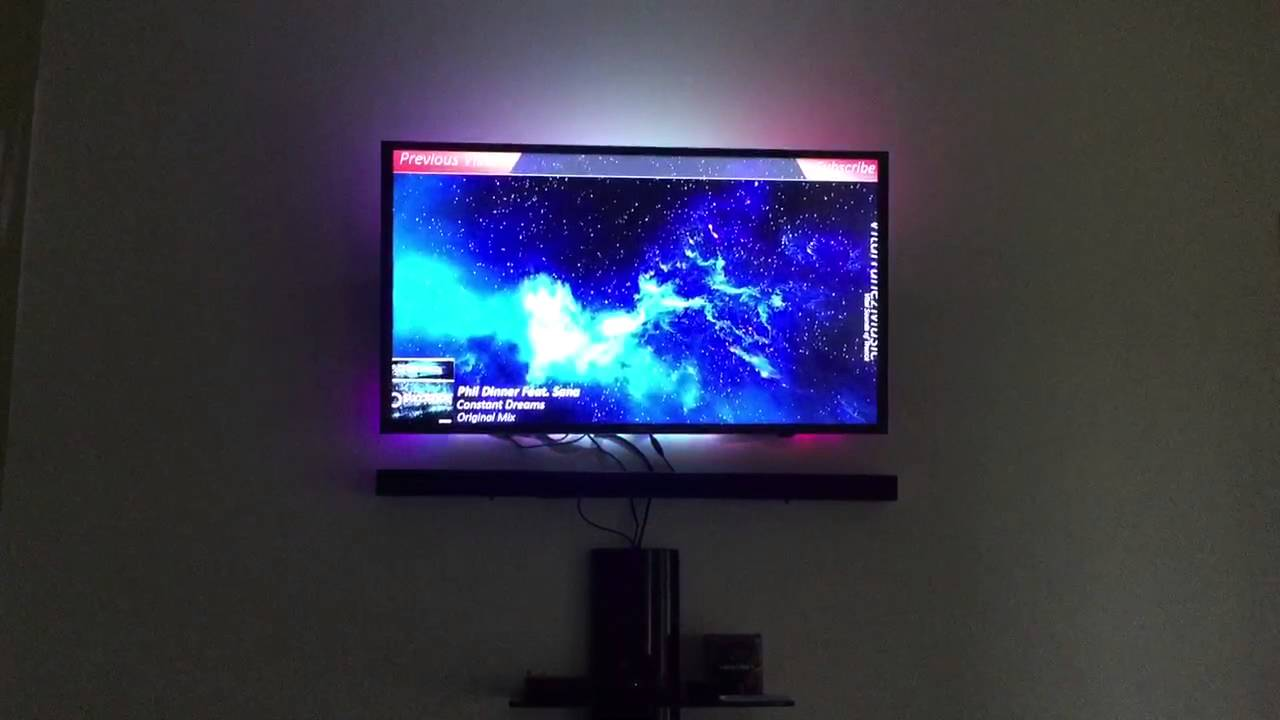 DreamScreen - Smart backlighting for any HDMI TV | Indiegogo