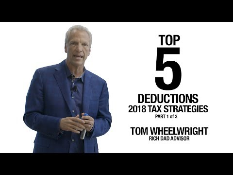 Top 5 Deductions for Entrepreneurs
