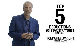 Top 5 Deductions for Entrepreneurs