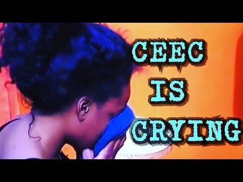 CEEC GETS EMOTIONAL AND BREAKS DOWN IN TEARS // BB NAIJA 2018