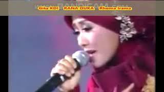 (1,025)  Lagu Dangdut - Gita KDI : RANA DUKA --  Cipt  Rhoma Irama