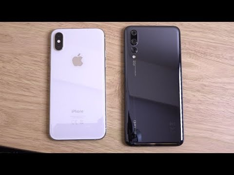 iPhone XS vs Huawei P20 Pro - Which is Fastest?