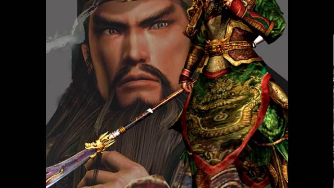 Quan Vũ một mình qua 5 ải chém 6 tướng của Tào Tháo