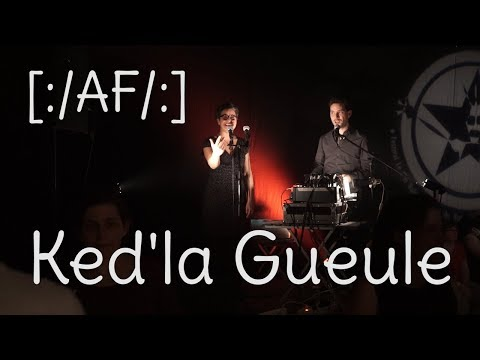 [:/AF/:] Ked'la Gueule - P'ti Balzar 2018 -  Clémence En Vacances