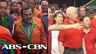 TV Patrol: Lim, Estrada, muling magbabakbakan sa pagkaalkalde sa Maynila