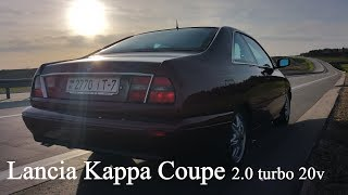 Lancia Kappa coupe 2.0 turbo 20v