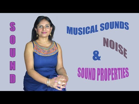 Musical Sounds | Urmi Battu