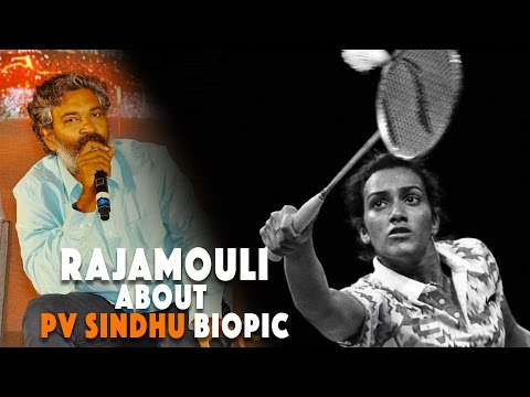 SS Rajamouli About Making a Movie On PV Sindhu at Baahubali - The Conclusion | Official Press Meet