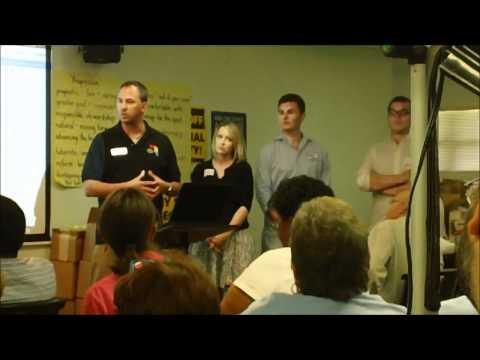 2011 Florida Progressive Platform Conference - Intro of LGBTQ Plank
