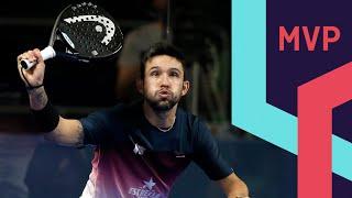 Sanyo Gutiérrez: MVP Logroño Open 2019 | World Padel Tour