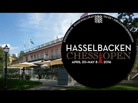 Hasselbacken Chess Open, day 2