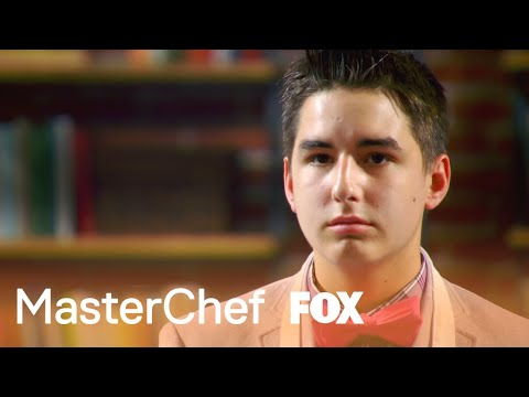 Nathan Faints In The MASTERCHEF Kitchen | Season 7 Ep. 14 | MASTERCHEF