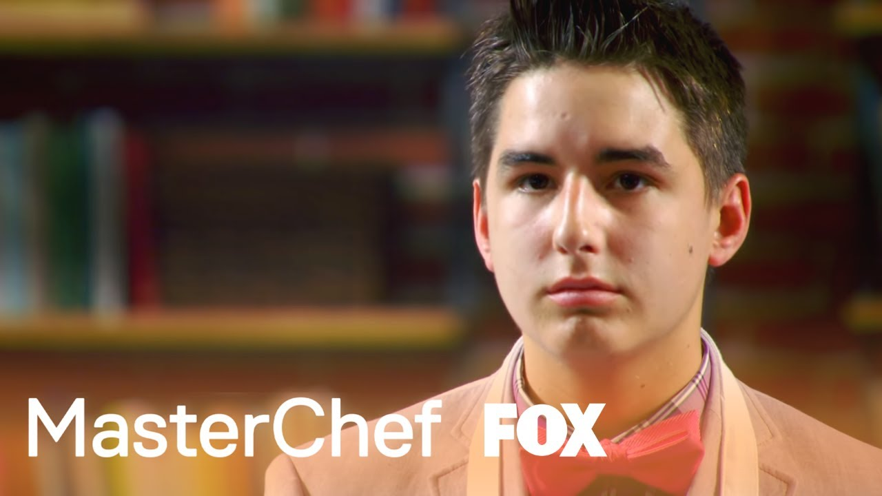 Nathan Faints In The MASTERCHEF Kitchen Season 7 Ep 14