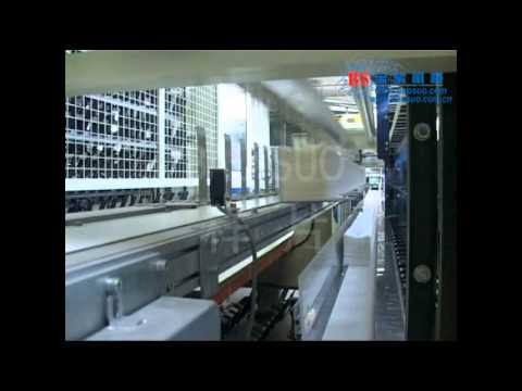 YH-PL2900 fully automatic facial tissue line