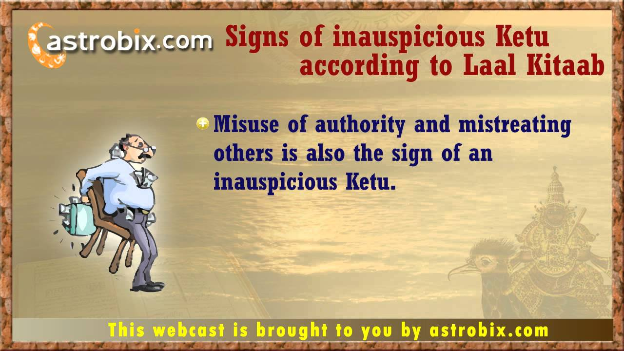 Lalkitab Remedies for Unlucky Ketu - Vedic Astrology
