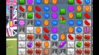 How to beat Candy Crush Saga Level 235 - 3 Stars - No Boosters - 372,400pts