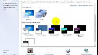 Barra de tareas y ventanas transparentes en Windows 7 Home Basic [VideoTutorial]