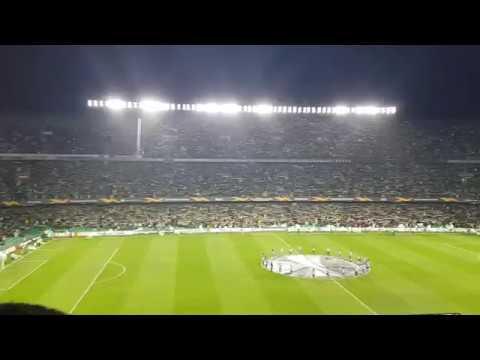 Himno del Betis. Real Betis - AC Milan. Mp3