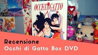 RECENSIONE - Occhi di Gatto - Box DVD Stagione 2