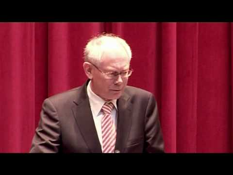 "Speech ""The EU and Japan in a changing world"" by Herman VAN ROMPUY"