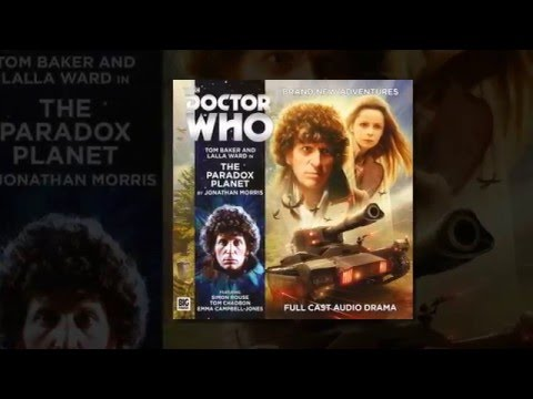 **NEW** Doctor Who Fourth Doctor The Paradox Planet **NEW** 2016