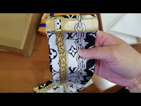 Unboxing Louis VuittonMonogram Confidential Bandeau  M78656