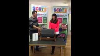 IPad Winner Draw - Scats Bouncing Castles