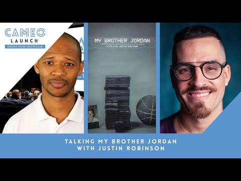 Talking 'My Brother Jordan' with Justin Robinson