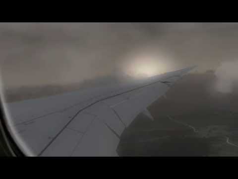 HD][FSX] TDS ANA Boeing 787 Landing @ Narita Intl Airport