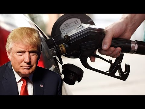 Trump Rolls Back Fuel Efficiency Standards