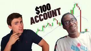 Can you Trade Foŗex with a $100 Trading Account? The Truth! 😅💰