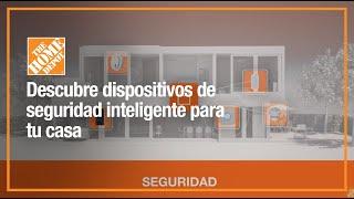 Descubre Dispositivos De Seguridad Inteligente Para Tu Casa   Casa Inteligente   The Home Depot Mx