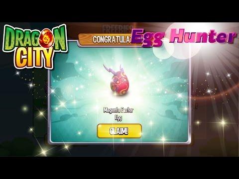 [Dragon City] เทศกาลเก็บไข่หลากสี Easter Egg  Egg Hunter  amSiNE