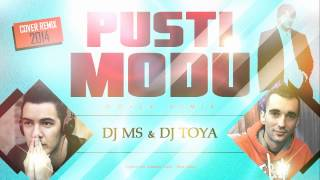 DJ MS ft. DJ TOYA - PUSTI MODU (COVER)