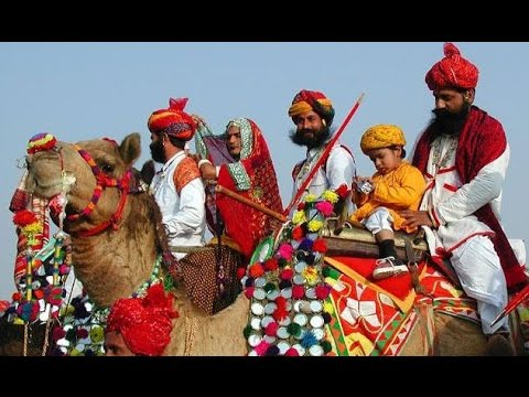 Pushkar Camel  Fair And Festival  2016