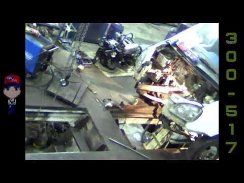 Видео: Японский мотор в ГАЗель за 4 минуты!!!
