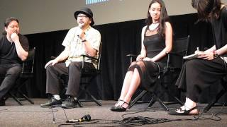 WET WOMAN IN THE WIND Q&A New York Asian Film Festival 2017