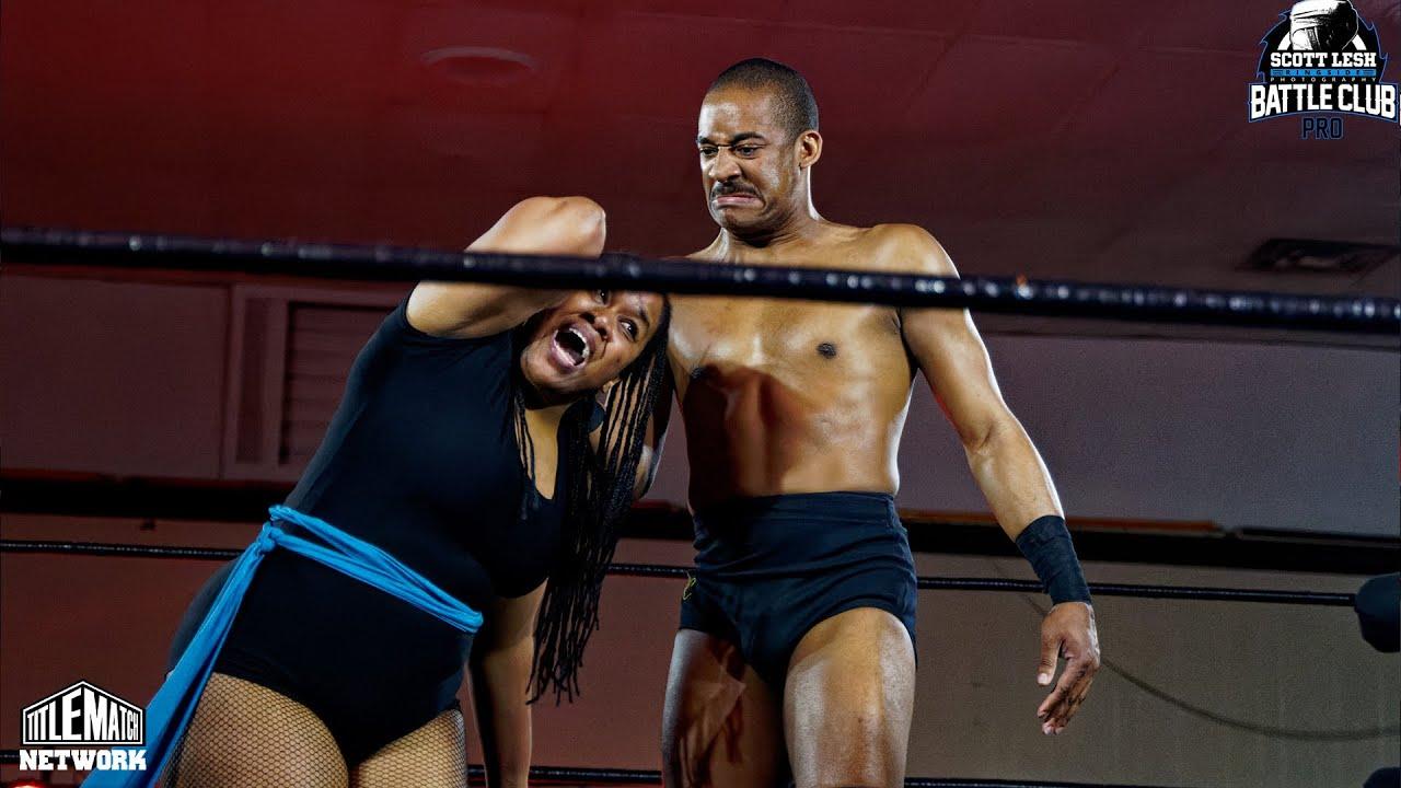 Jessie Brooks vs Darius Carter vs O'Shay Edwards vs Yahya (Intergender) Battle Club Pro