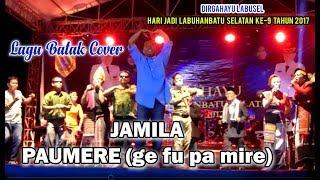 Lagu Batak cover - JAMILA ~ MAUMERE [paling kocak]