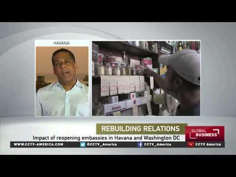 Hugo Cancio of Fuego Enterprises on Cuba-US relations