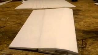 Flight Test 3d Rc Plane Scratch Build