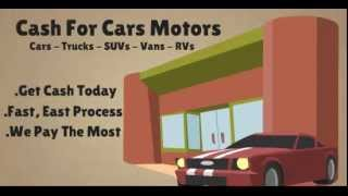 How to Sell My Car Phoenix - Cash For Cars