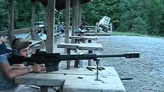 Bushmaster BA-50 50 BMG