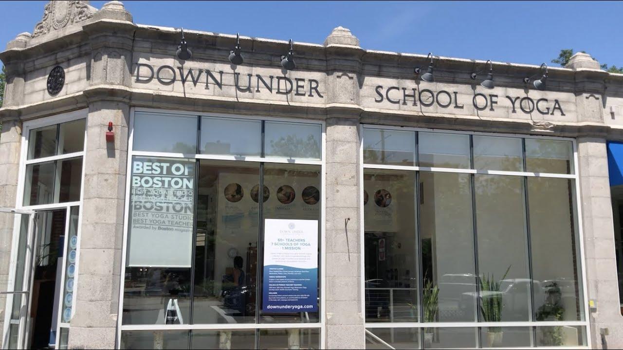 The Down Under Standard Down Under School Of Yoga