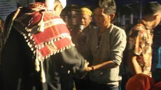 KH. M. Yusuf Ismail Mengobati Masyarakat di Inhil yang Terkena Penyakit Mata